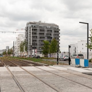 A Vitry-sur-Seine, la RD5 se transforme