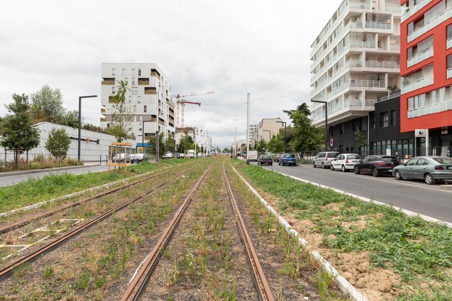 Travaux à Vitry-sur-Seine, décembre 2020