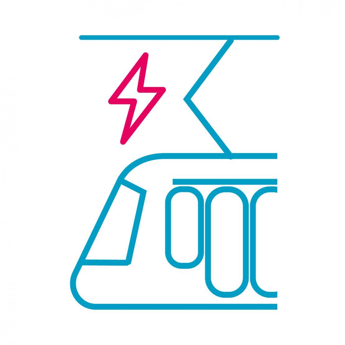 Entre les lignes électriques et le tram, le courant passe